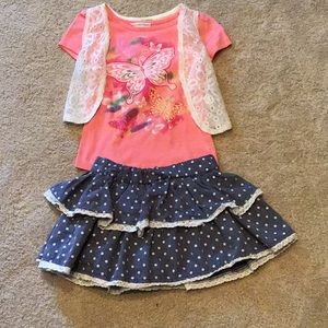 Size 5 three piece matching set